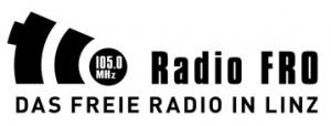 Das Logo von Radio FRO